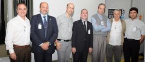 Secretários municipais e representantes do CCC Carbocloro
